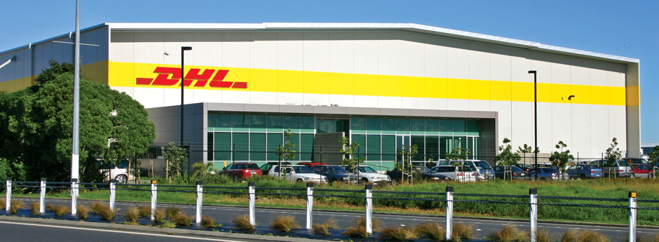 DHL Office Warehouse Distribution Centre, Auckland Airport, Auckland