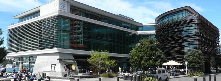 Meridian Energy Building, Customhouse Quay, Wellington